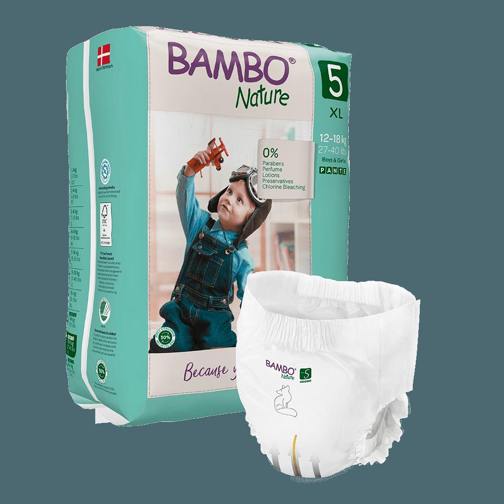 Bambo Nature chilotei ecologici, 5