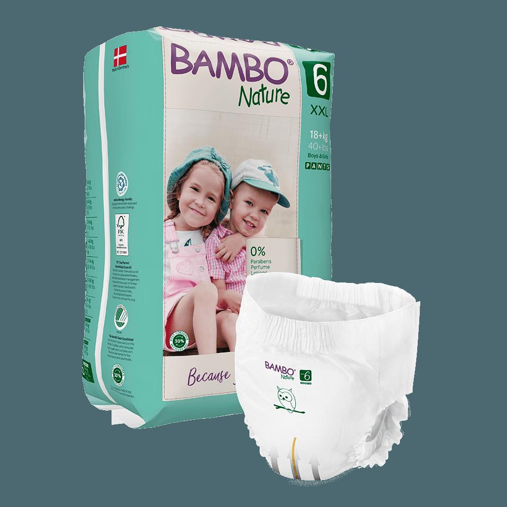 Bambo Nature chilotei ecologici, 6